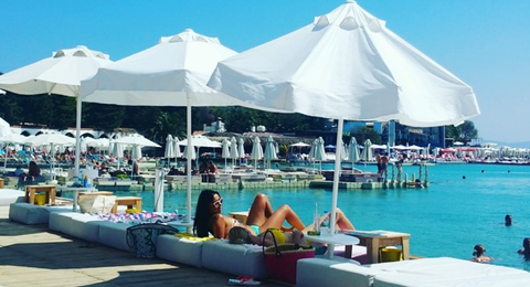 Tren Beach Club - Ayayorgi